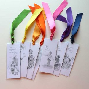 Small Bookmarks